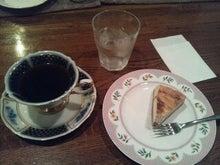 moonの ほのぼの満ち欠け日記-ケーキとコーヒー