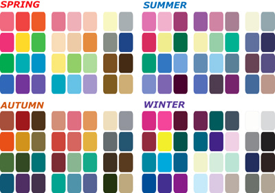 色_色の組み合わせで、勝負はキマる!(ポイント2色の季節感)|30