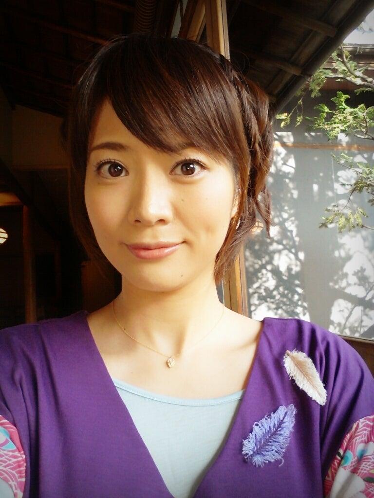 京都にやって来た村井美樹