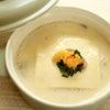 10月の薬膳 百合根とぎんなんの豆乳スープの画像