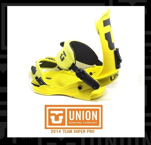 13-14 UNION BINDING【TEAM SUPER PRO/ LIMITED】限定入荷