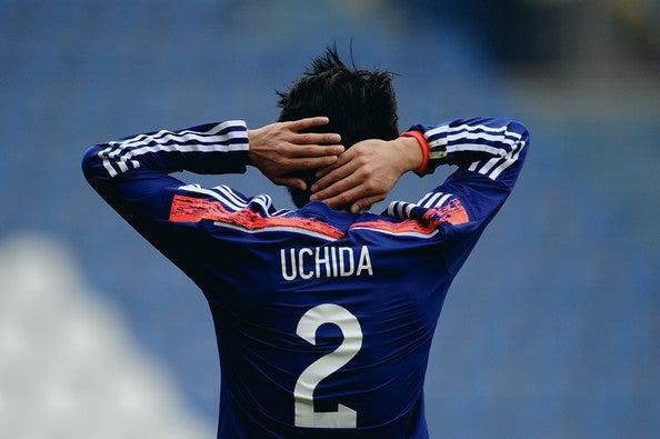 内田篤人 サッカー 日本代表 オランダ 引き分け