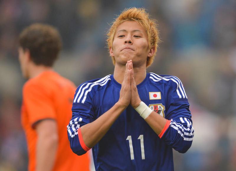 柿谷曜一朗 サッカー 日本代表 オランダ 引き分け