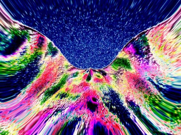 宇宙、未知への羽ばたき2