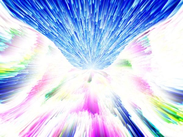宇宙、未知への羽ばたき4
