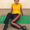 改善症例 「ゴルフ後の腰痛改善」の画像