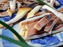 「旬魚たつみ」スタッフブログ-スルメ