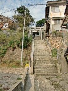 「旬魚たつみ」スタッフブログ-田後神社