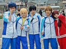 「旬魚たつみ」スタッフブログ-岩鳶高校水泳部