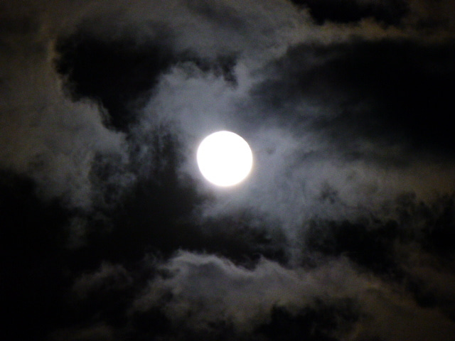 「今日の満月」の画像検索結果