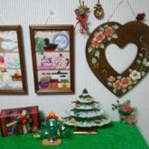 壁面のみ クリスマス