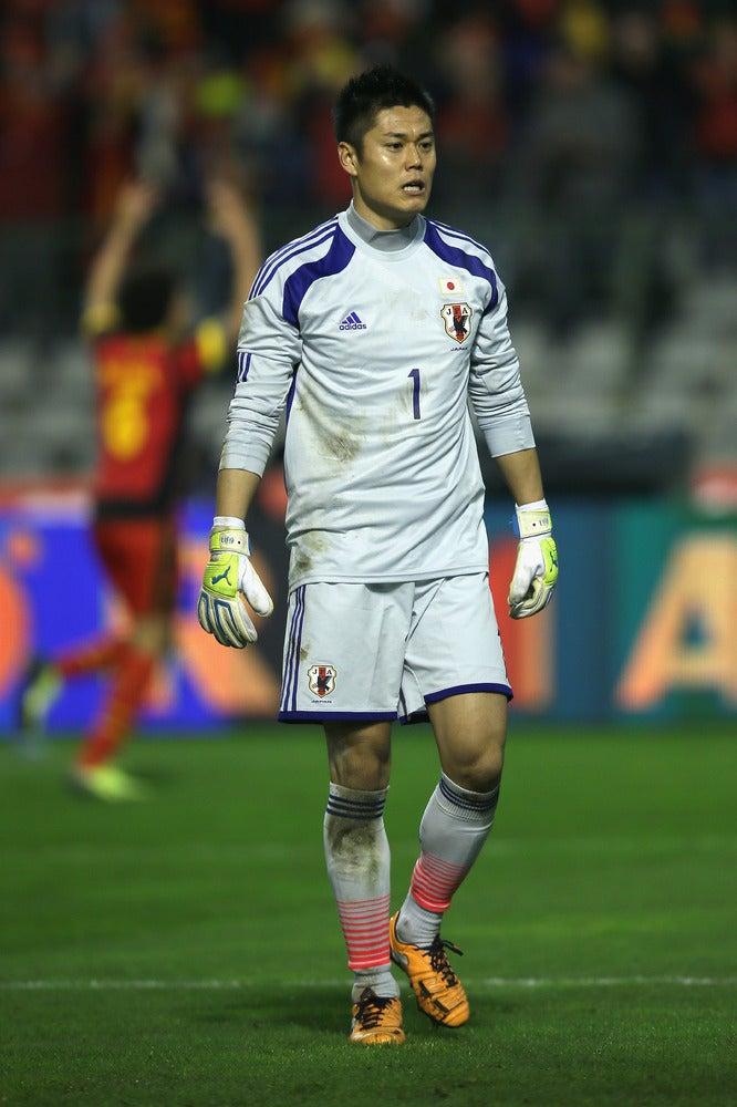 川島永嗣 サッカー 日本代表 ベルギー戦 逆転勝利