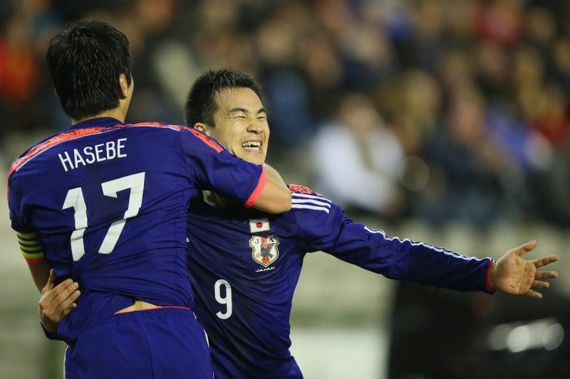 岡崎慎司 サッカー 日本代表 ベルギー戦 逆転勝利