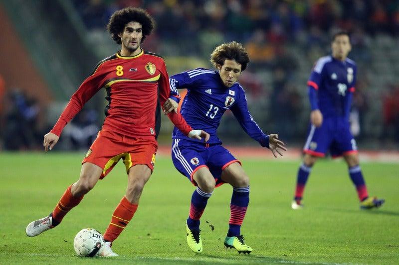 細貝萌 サッカー 日本代表 ベルギー戦 逆転勝利
