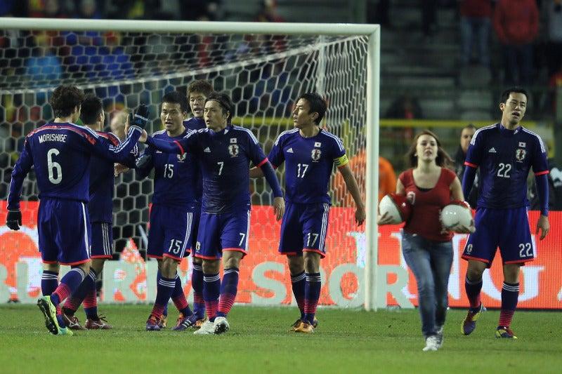 サッカー 日本代表 ベルギー戦 逆転勝利
