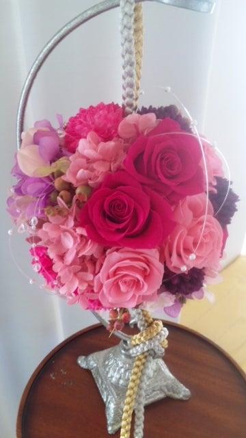 プリザーブドフラワー フローリストuna florista-131113_075605.jpg