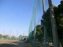 防球ネット工事 施工事例