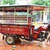 カンボジア滞在記:トゥクトゥクに乗って、マーケットへ行く。① 2013/11/7の画像