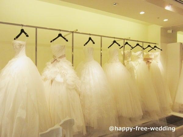 自由な結婚式♥フリーウエディングのすすめ♥-ヴェラウォン ウエディングドレス