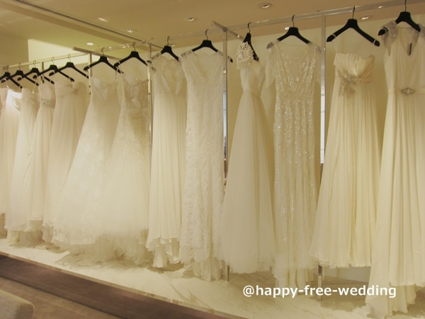 自由な結婚式♥フリーウエディングのすすめ♥-ウエディングドレス トリートドレッシング