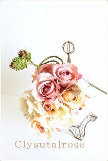 東京立川のフラワー教室 インテリアやお誕生日プレゼントにフラワーギフト アトリエクリスタルローズ-花束のディスプレイ
