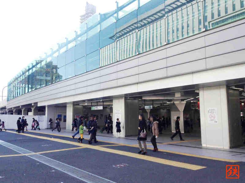浦和駅外観