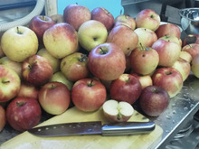 コミュニティ・ベーカリー                          風のすみかな日々-りんご3