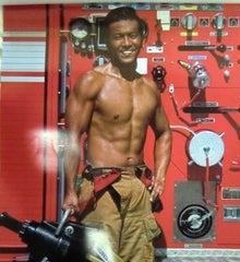 沖縄消防士2014カレンダー   旅空間のブログ