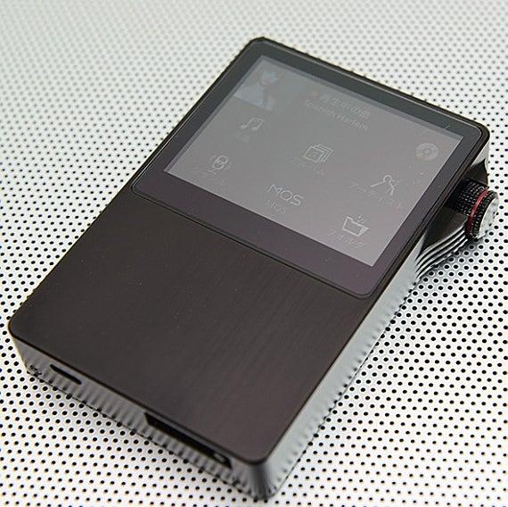 ak120 ファームウェア 音質