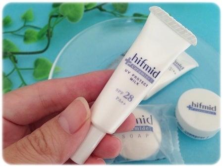 敏感肌でも使える化粧品 セラミド配合のヒフミド口コミ使用レビュー