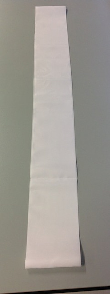 のぼり旗プリント工場 アイジェットの「う♪た♪し♪」ブログ-たすき サンプル2