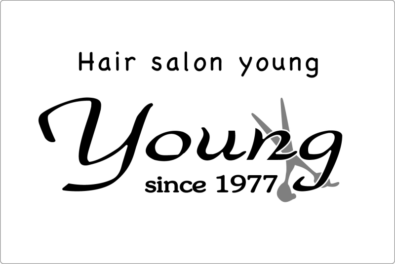 $Hair salon young 西田原店