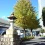 西参道の灯籠