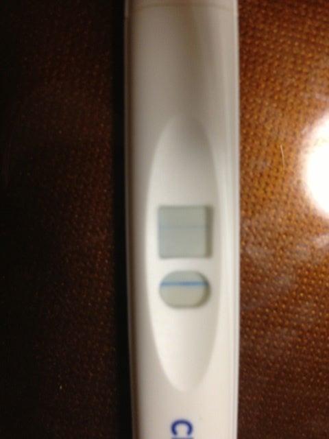 妊娠検査薬薄い