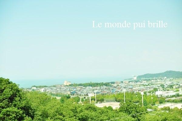 Le monde qui brille-彦根城