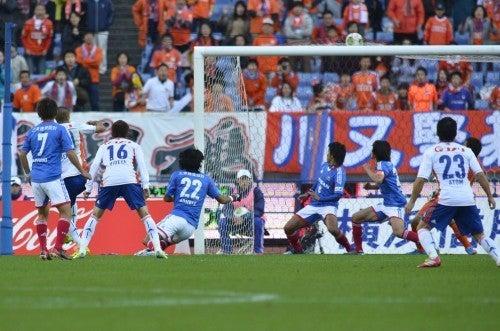 横浜Fマリノス アルビレックス新潟 Jリーグ