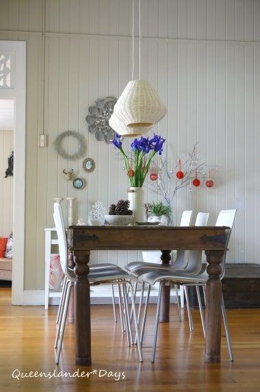 クイーンズランダー*Days +板壁に包まれた家+-ikea HELG pendant lamp