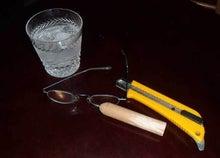ナマズ釣りが好き!-老眼鏡掛けてルアー作り・・・