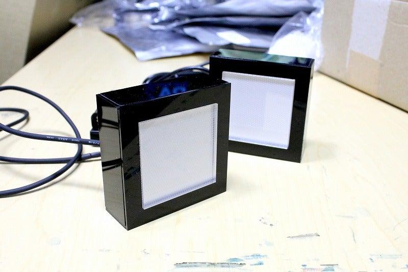 LED導光板スイッチ