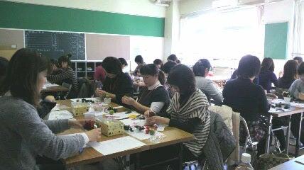 千葉県市川市 プリザーブドフラワー&フレッシュフラワー教室 ピーチフラワー Peach Flower