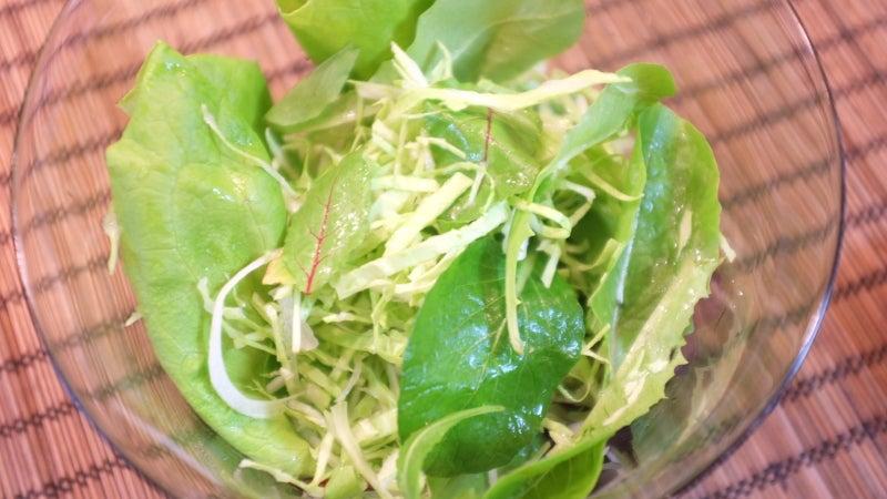 ◎楽しく過ごせたら二重マル◎-キャベツ ハーブミックス サラダ菜