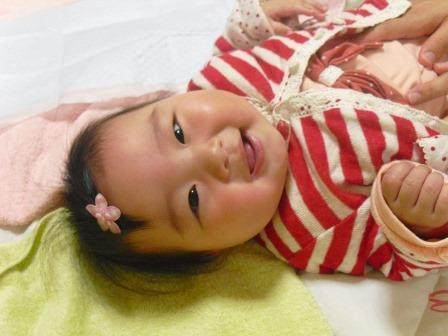 $【牛久・つくば】ベビーマッサージ教室:赤ちゃんの夜泣きや便秘・寝かしつけなどに悩んでいませんか?