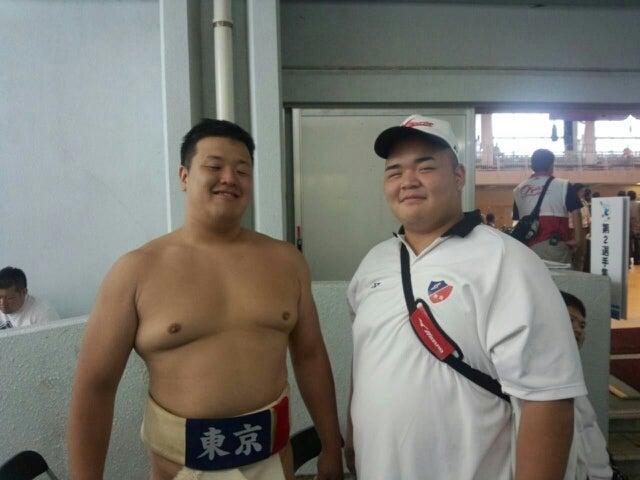 アマチュア相撲選手権大会!! | ...