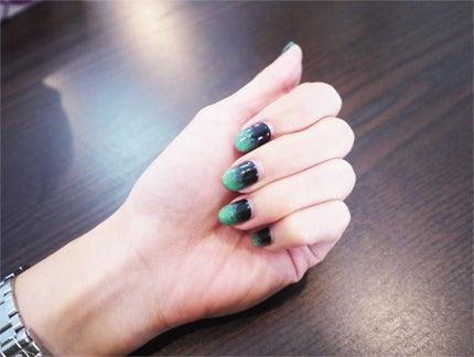 私の【緑×黒ネイル】 から始まる・・・|ラフメーカー☆エツ 「伝えられる」起業家になる方法(ブランディング)㈱マインドプラス須山悦子