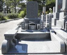 $日中貿易株式会社 墓石卸売センター-NO.022 鵯越墓園