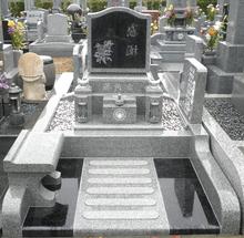 $日中貿易株式会社 墓石卸売センター-NO.023 鵯越墓園