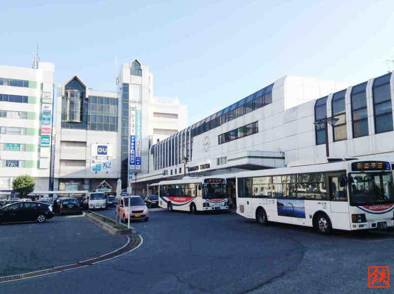 熊谷駅東口