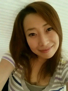 小島ミカさんの自撮り