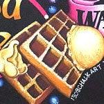 調布市のチョークアーティスト 看板・ウェルカムボード制作-pirkacafeサインボード
