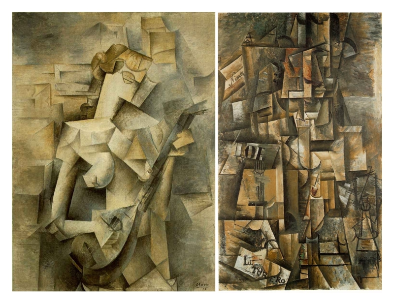 Cubism examples